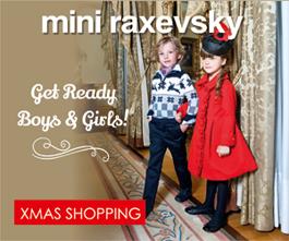 25 χρόνια Mini Raxevsky; 25 ευρώ δώρο!